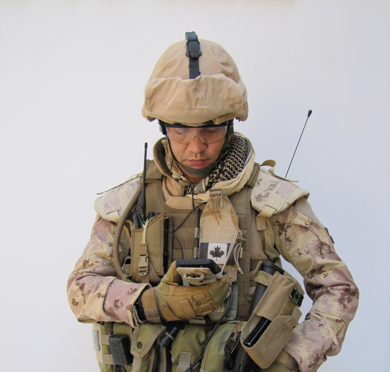 rheinmetall canada soldier systems